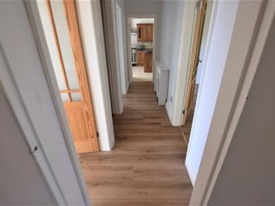 Small Hallway from Lounge